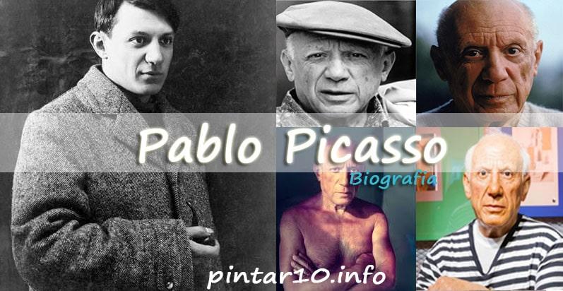 Pablo Picasso, Biografía y Obras